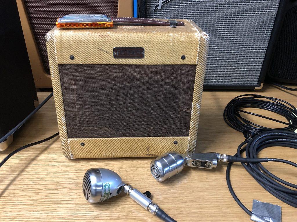Fender Champ Amp 1956